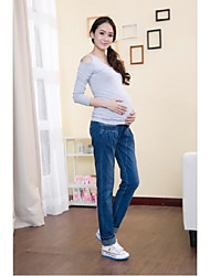 Trecho Recolher Pants grávidas das Mulheres