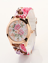 Cdong Vintage Flower Watch JY-3