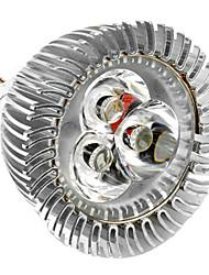 GU5.3 3 W 3 High Power LED 270 LM Natural White MR16 Spot Lights DC 12 V