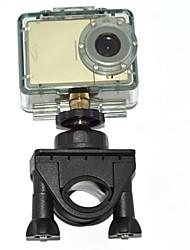 Câmera de Vídeo Digital DVR AT83 Sports Helmet impermeável completa Esporte DV HD com 4 LED Night Vision