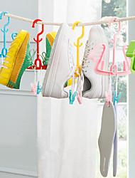 Plastic Shoe Drying Rack