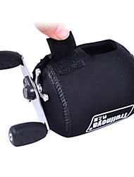 Sac de Reel Fishing Noir Trulinoya-Portable