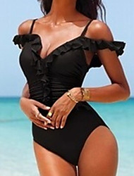Mannisilin Women's Sexy One-Pieces