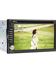 6,2 pulgadas Android 4.1 2din en el tablero de coches reproductor de DVD con GPS, 3G, WIFI, iPod, RDS, BT, TV, Multi-Touch capacitiva