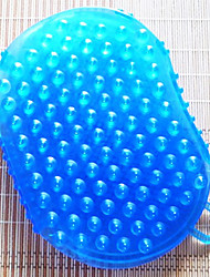 Useful Blue Massage Gloves