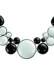 JANE STONE Moda Colar Declaração de luxo com pingentes para as Mulheres
