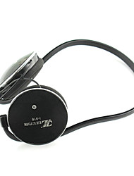 Lizu 916 Neckband Headphone with Mic/Remote(Assorted Color)