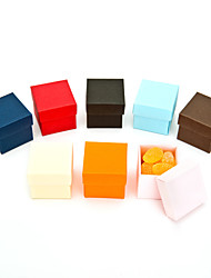 24 Piece/Set Favor Holder-Cubic Card Paper Favor Boxes
