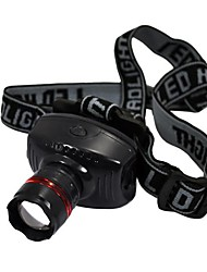 Cycling  Camping Night Outdoor LED High Power Zoom Headlamp