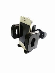 Bike Mounts & Holders / Smartphone Bike Mount Cycling/Bike Black ABS