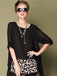 Das One & Only Damen New Style Zweiteiler wie Chiffon-Bluse G429A8835