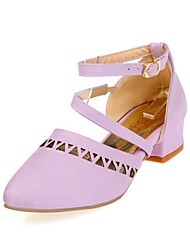 Women's Wedge Heel  Pointed Toe Sandals Shoes(More Colors)