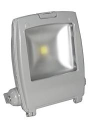 LED 1pcs High Power LED 10W buiten Warm / Pure / Cool White Flood Light AC85-265V in Grijs