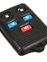 5-Button Remote Key Case for Ford