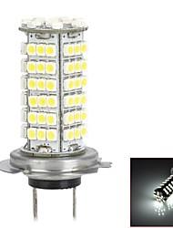 H7 5W 450lm 6000-6500K 102-3528SMD LED Auto Blinker Licht - (2 Stück)