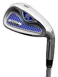TTYGJ Golf Club Hombres 36 Inch 9 # S / R de aleación de zinc Jefe Eje de acero Niblick