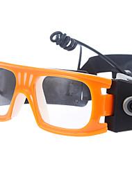 Full HD 1080p grand angle lunettes caméra de sports de plein air