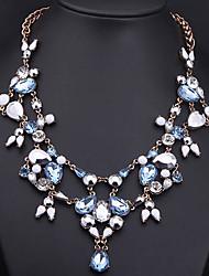 strada estate un cristallo multistrato gioielli colore
