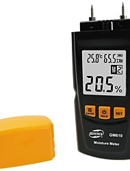 Madeira Medidor de umidade GM610