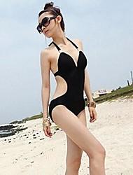 Magro cor sólida Bikini VQ00221 de Vênus Rainha Mulheres
