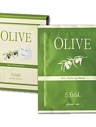grf155951 g.field olive pores raffinage 6pcs masque