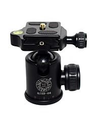Beike QZSD 06 Q 06 Алюминиевый штатив камеры шаровой головкой Ballhead Quick Release Plate Максимальная нагрузка до 15 кг