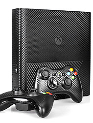 B-Skin® Xbox 360 Slim Console Sticker with 2pcs Controller Sticker