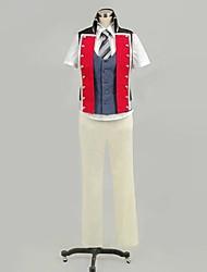 inspirado por Togane kin'ironokoruda3 trajes chiaki cosplay