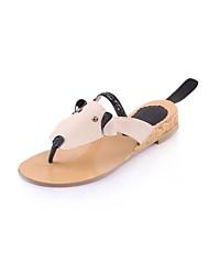 Women's Low Heel Comfort Sandals Shoes