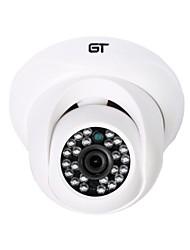 HD 1280*720P 1.0Megapixel 3.6mm Onvif IR-Cut Security Waterproof Network Mini IP Dome Cameras GT-715