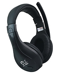 JiaHe CD-770MV Over-Ear-Stirnband-Kopfhörer mit Mikrofon