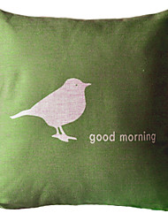 Доброе утро Раннее Дизайнер декоративным покрытием Подушка