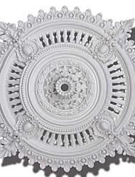 ® Panneau PU Sculpture plafond suspendu de la lampe MOS