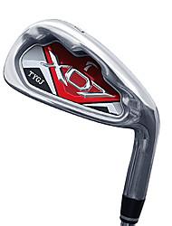 TTYGJ Golf Club Herren 37 Zoll 7 # S / R-Zink-Legierung Kopf Graphite Shaft Irons
