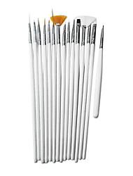 15pcs Other Nail Art Brush Nail Tool