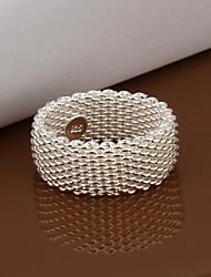 мята 925 Чистая кольцо