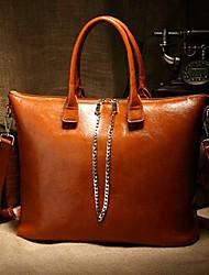 Bella Women's PU Leather Tote 42*31*37cm