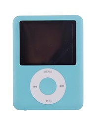High Definition 1.8 Inch with FM Radio MP4 Music Player(4GB)