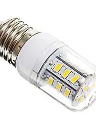5W E26/E27 LED a pannocchia T 24 SMD 5730 450 lm Bianco caldo AC 220-240 V