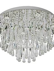 Светодиодные лампы Потолочные, 6 Свет, художественный Кристалл Покрытие MS-33087