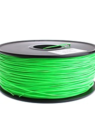 YuanBoTong   1.75mm 3D Printer ABS Rapid Moldering Cable - Green
