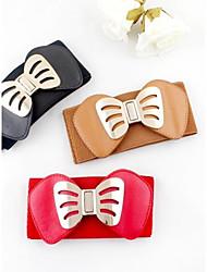Women Wide Belt , Vintage/Cute/Party/Work/Casual Alloy