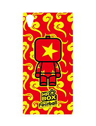 DDGD Creative 3D World Cup Theme Phone Case for SonyZ2-SJB24#China