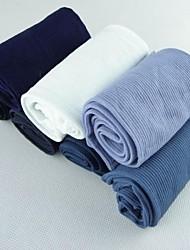 4 colores de verano de bambú calcetines de fibra fina de los hombres Conjuntos (10 pares por Set)