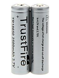 TrustFire 2500 мАч батареи 18650 (2 шт)
