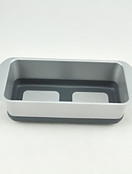 POP PAN Metal with Silicone Parts Non Stick And Easy Release Loaf Pan