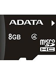 clase ADATA ™ tarjeta de memoria tf microsdhc 8gb 4