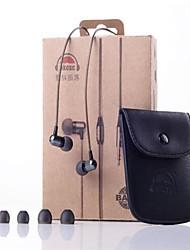 E818 Metal Headset