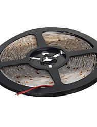 z®zdm 5m impermeável 24w 300x3528smd 3000-3500K luz branca quente LED luz Faixa (12V DC)