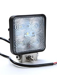 15W 5LED свет работы противотуманных фар для Jeep внедорожник ATV внедорожник грузовая